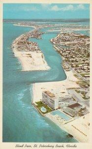 St Petersburg Beach , Florida, 1950-60s ; Blind Pass