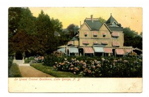 NY - Lake George. Le Grand Cramer Residence