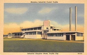 Industrial Slaughter House Trujillo City Dominican Republic Unused