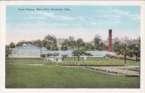 Ohio Cincinnati Green Houses Eden Park