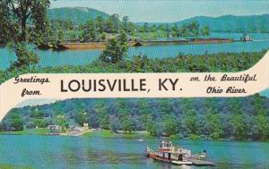 Kentucky Greetings From Louisville