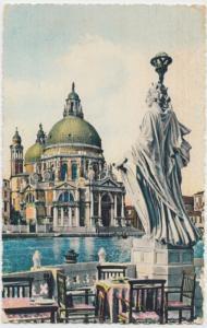 VENEZIA, VENICE, Chiesa Madonna della Salute, 1960s used Postcard