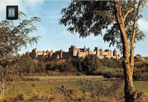 B31556 Carcassonne Vue generale Cote Sud  france