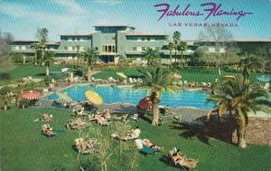Flamingo Hotel Olympic Swimming Pool Las Vegas Nevada