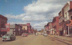 LEADVILLE , Colorado, 1960 ; Business Section