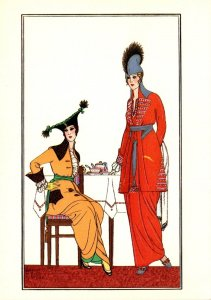 Drawings Leniston Teatime Visiting Outfits 1914