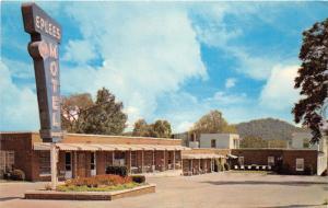 Berea Kentucky~Eplee's Motel on Route 25 & 21~1967 Postcard