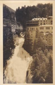 Austria Salzburg Bad Gastein Wasserfall Photo