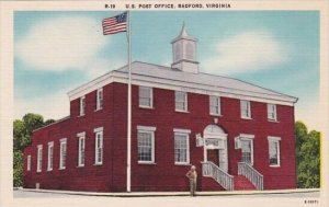 Virginia Radford U S Post Office