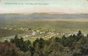 BETHLEHEM , New Hampshire, 1900-10s ; The Village from Mt. Agassiz; TUCK # 6100