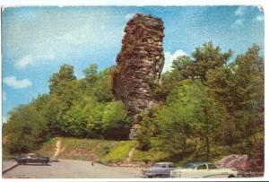 Pinnacle Rock State Park near Bluefield, West Virginia, 1957
