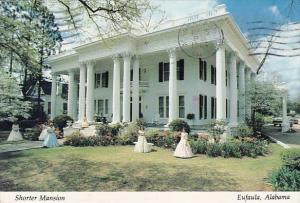 Shorter Mansion Eufaula Alabama 1984
