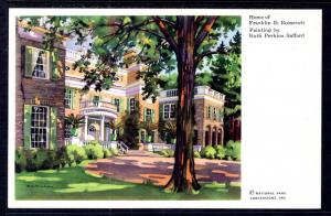 Home of Franklin D Roosvelt,Painting