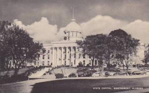 State Capitol, Montgomery, Alabama, 1900-1910s