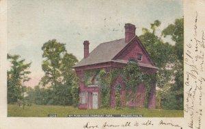 PHILADELPHIA, Pennsylvania, 1906; Wm. Penn House, Fairmount Park