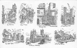The Weavers Canterbury Cathedral St. Martin's Church St. Augustine's Gate