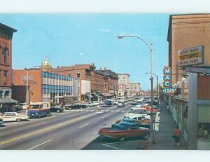 Unused Pre-1980 SHOPS ALONG STREET Concord New Hampshire NH G4777
