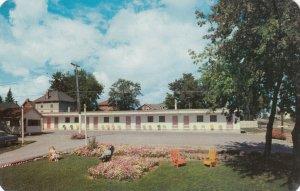 GANANOQUE , Ontario, 1950-60s ; Appleby's Motel
