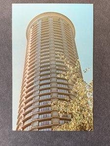 Washington Plaza Hotel Seattle WA Chrome Postcard H1243084123
