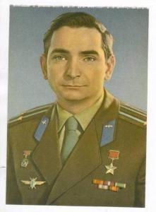 Russian Cosmonaut portrait, 1960s #6