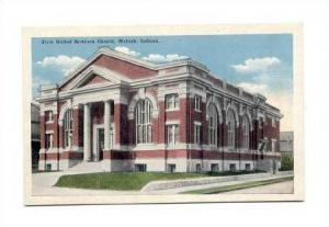 First United Brethern Church, Wabash, Indiana,  00-10s