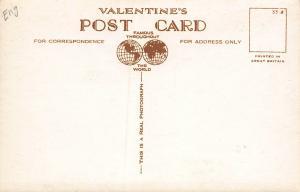 Garret Hostel Lane Bridge, Cambridge, England, Early Real Photo Postcard, Unused