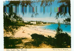 John Smiths Bay Swimming Beach Hotels Bermuda West Indies