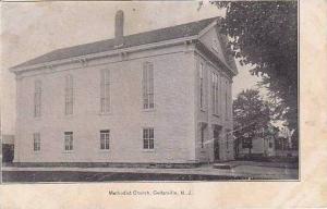 New Jersey Cedarville Methodist Church