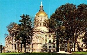 Georgia Atlanta The State Capitol Building