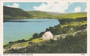 Canada Cape Breton Bras D'Or Lakes