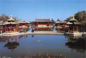 China, People's Republic of China Huaqing Pool  Huaqing Pool