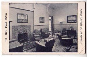 Blue Boar Hotel, Cambridge MA