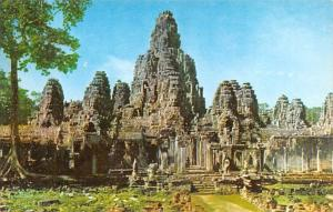 Angkor Wat Cambodia, Cambodge General View of Bayon Angkor Wat General View o...
