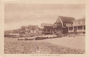 Low Tide , CLINTON BEACH, Connecticut , PU-1912