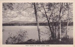 West Shore Of Twin Lakes Connecticut