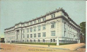 Chicago, Illinois, McKinley High School Rotograph