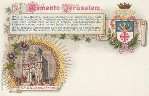 Memento Jerusalem , 1890s