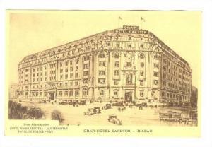 Gran Hotel Carlton, Bilbao, Spain, 20-30s