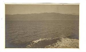 Gibraltar, water view, 1930