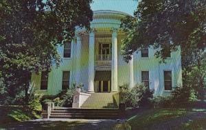 Mississippi Jackson The Governor's Mansion