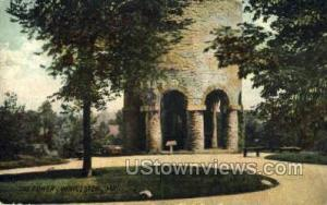 The Tower Worcester MA 1909