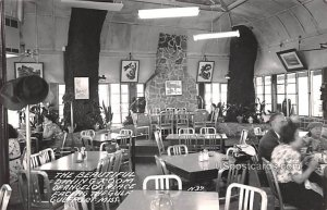 Dining Room of Angelo's Place in Gulfport, Mississippi