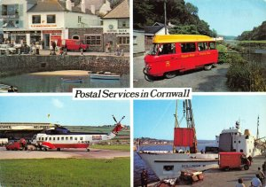 Postcard 1979 Postal Services in Cornwall SWPR 7 FIRST DAY OF ISSUE BO0