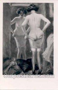 Artist Albert Guillaume Nude Artist Albert Guillaume Unused
