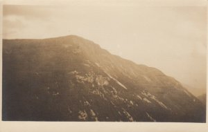 RP: WHITE MOUNTAINS , New Hampshire , 00-10s ; Old Man of the Mountain