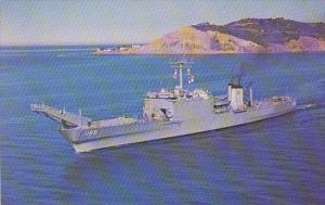 U S S Bernardino LST-1189