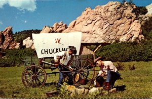Colorado Colorado Springs Flying W Ranch Chuckwagon Suppers