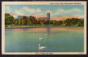 Loring Park,Minneapolis,MN