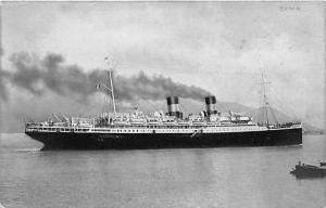 S.S. Roma , Navigazione Generale Italiana,