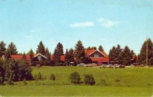 KING'S GATEWAY HOTEL, LAND O'LAKES, WI. 1959